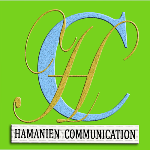 Logo hamanien communication